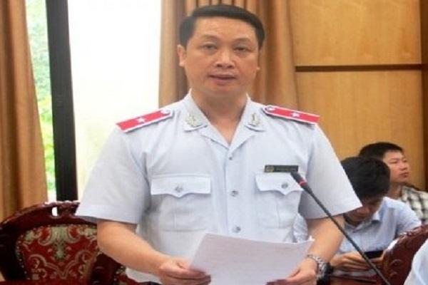 Thứ trưởng Bộ Giáo dục và Đào tạo Phạm Ngọc Thưởng công bố quyết định thanh tra tại buổi làm việc