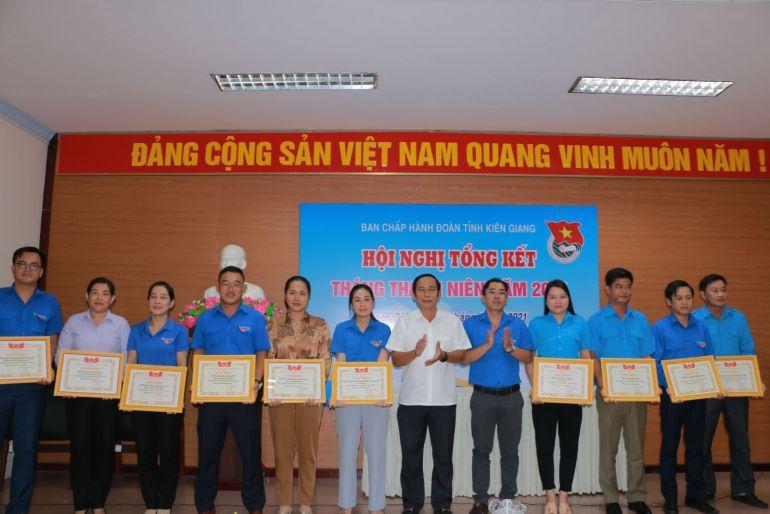 Kiên Giang: Phát huy tinh thần xung kích tình nguyện