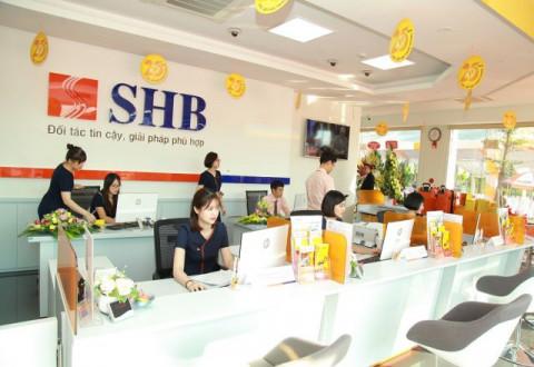 Cổ phiếu Ngân hàng SHB được chấp thuận niêm yết trên sàn HOSE