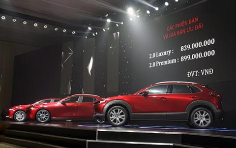 Quảng Nam: Thaco Chu Lai giới thiệu 2 dòng Mazda mới