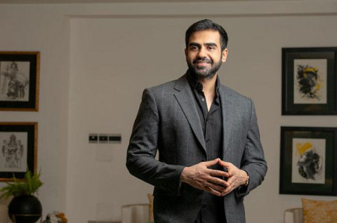 Nhà vô địch cờ vua 34 tuổi trở thành tỉ phú tự thân trẻ nhất Ấn Độ
