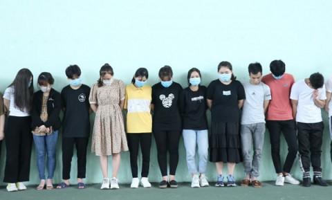 Triệt đường dây lừa đảo tuyển cộng tác viên bán hàng online liên tỉnh tại Hà Tĩnh