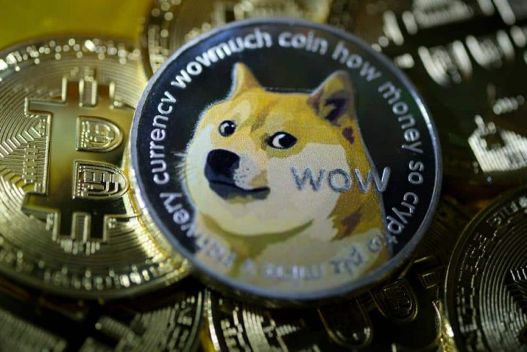 Chặng đường bùng nổ của Bitcoin và Dogecoin