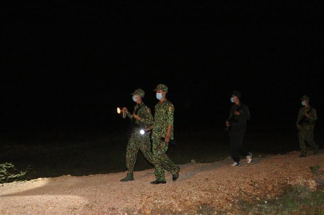 Biên phòng Kiên Giang tuần tra siết chặt biên giới