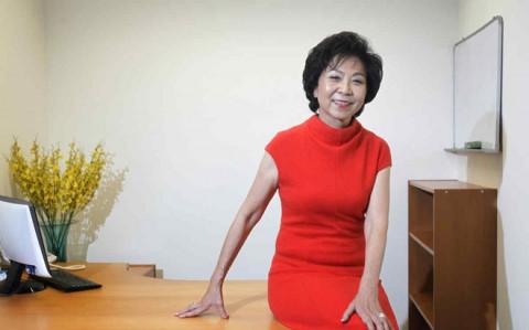 Nữ doanh nhân Koh Soo Boon - nổi danh trong giới đầu tư mạo hiểm tại Thung lũng Silicon