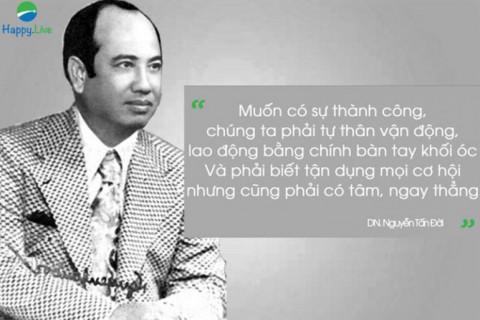 """Cuộc đời của """"vua building"""", """"vua ngân hàng"""" Nguyễn Tấn Đời"""