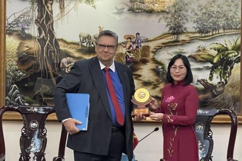 Đồng Nai: Nỗ lực thúc đẩy quan hệ hợp tác với Phần Lan