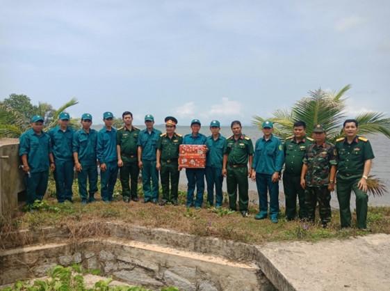 Kiểm tra công tác phòng chống dịch Covid-19 trên tuyến biên giới Kiên Giang