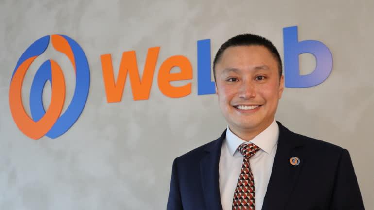 WeLab, được thành lập bởi cựu giám đốc Citigroup và Standard Chartered Bank Simon Loong, có kế hoạch sử dụng vốn từ đợt IPO của mình để mở rộng hoạt động kinh doanh ở Đông Nam Á. (Ảnh của Takeshi Kihara)