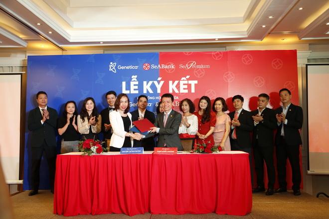 Ngân hàng TMCP Đông Nam Á hợp tác chiến lược với Genetica