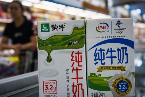 Cuộc chiến kinh doanh giữa hai huyền thoại ngành sữa Trung Quốc