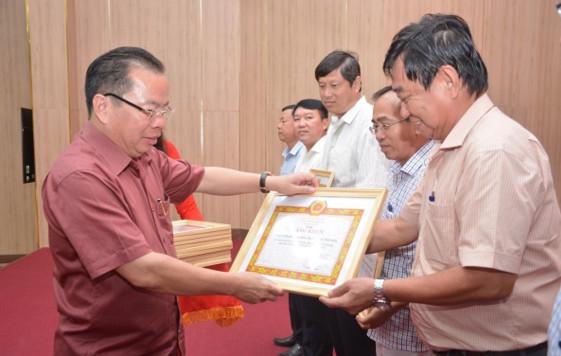 Kiên Giang: Đẩy mạnh học tập và làm theo tư tưởng, đạo đức, phong cách Hồ Chí Minh