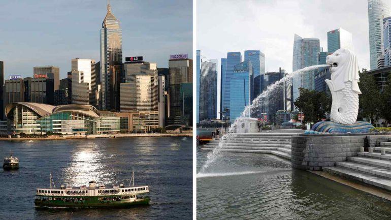 Bong bóng du lịch Hong Kong-Singapore sẽ khởi động lại sau một tháng nữa