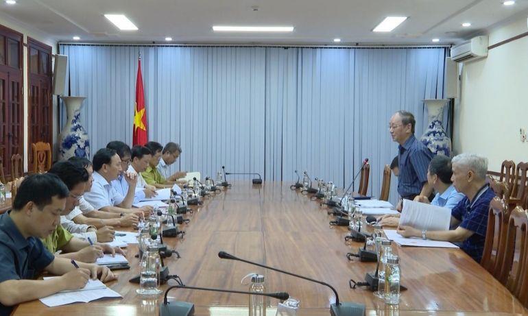 Quảng Bình: UBND tỉnh làm việc với đoàn công tác của quỹ cộng đồng, chống thiên tai