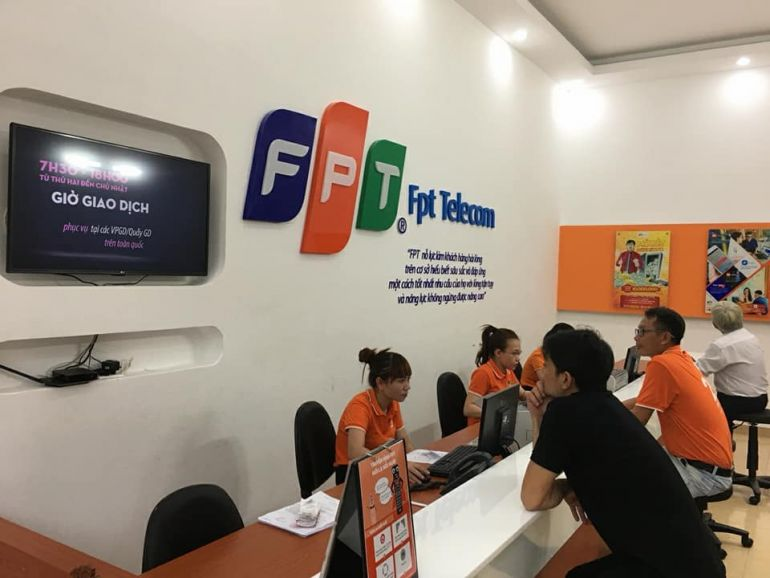 Doanh thu FPT Telecom tăng ổn định trong quý I/2021