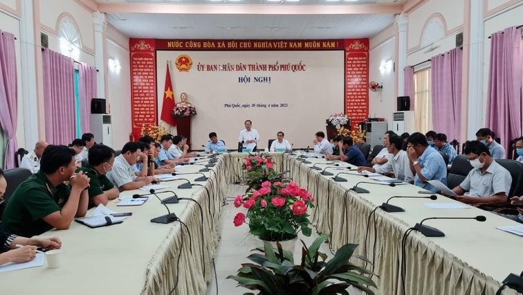 Phú Quốc họp khẩn trước thông tin Campuchia dỡ phong tỏa
