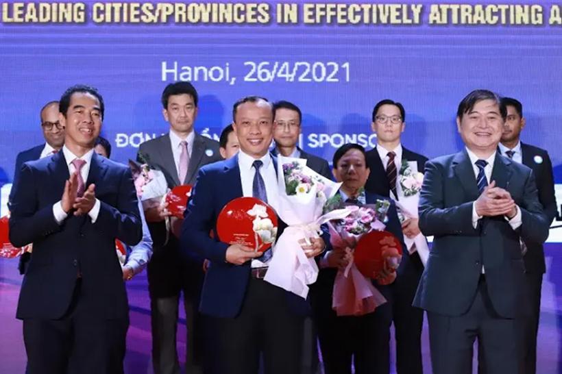 Hà Tĩnh được vinh danh về thu hút nguồn đầu tư FDI
