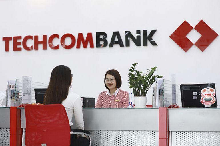 Techcombank báo lãi trong quý 1/2021