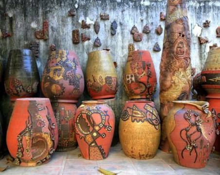 Tổ chức Triển lãm Gốm nghệ thuật Việt Nam - 2021