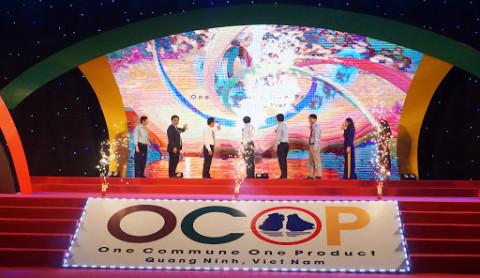 Quảng Ninh gửi thông báo đến đơn vị, doanh nghiệp về việc tạm dừng hội chợ OCOP Quảng Ninh 2021