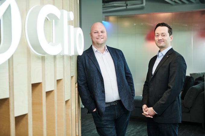 Hai nhà sáng lập Clio