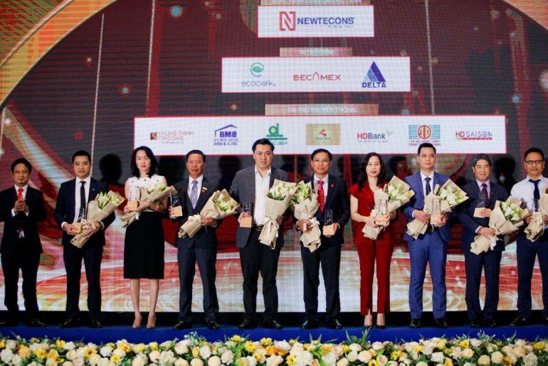 Becamex IDC đứng đầu bảng xếp hạng top 10 công ty bất động sản công nghiệp uy tín năm 2021