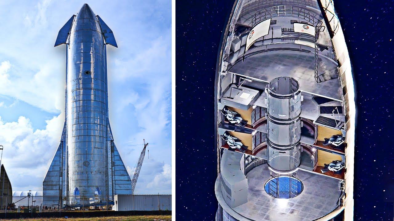 Mẫu thiết kế của Starship