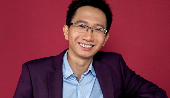 Doanh nhân Nguyễn Văn Quang Huy: Sinh ra là để gắn bó với chiếc máy tính và các mã code