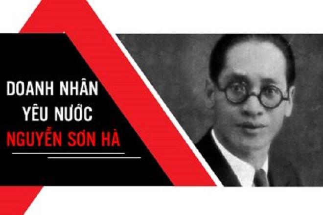 Doanh nhân Nguyễn Sơn Hà - ông tổ nghề sơn nước của Việt Nam