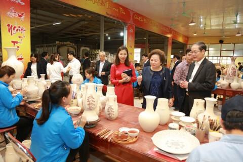 Nam Sách (Hải Dương): Nét đép tinh hoa từ sản phẩm gốm Chu Đậu
