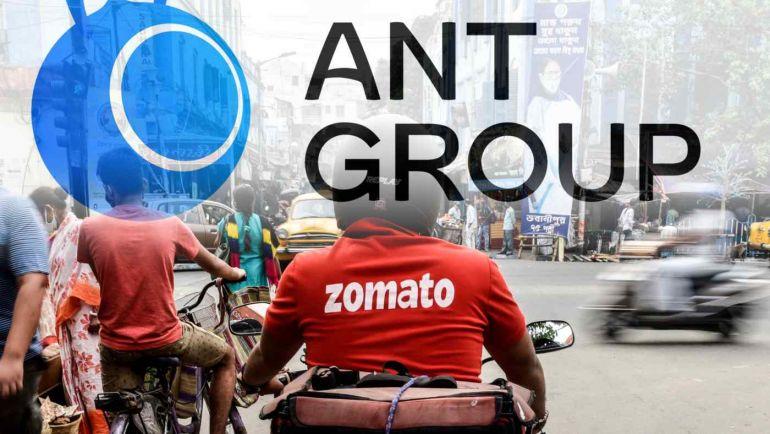 Ant Group cắt giảm cổ phần tại Công ty Zomato của Ấn Độ trước đợt IPO