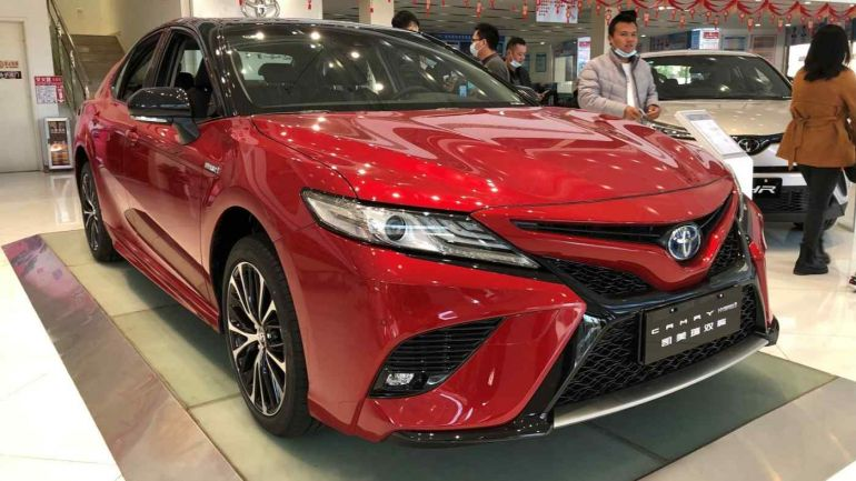 Toyota bị cơ quan quản lý Trung Quốc phạt vì vi phạm luật chống độc quyền