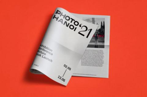 """Đại tiệc nhiếp ảnh """"Photo Hanoi '21"""": khác biệt trong việc sáng tạo và trưng bày hình ảnh"""