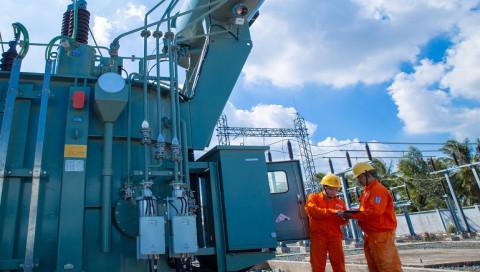 Điện lực miền Nam: Đảm bảo cấp điện phục vụ lễ 30/4 - 01/5 và phòng chống dịch tại khu vực biên giới ...