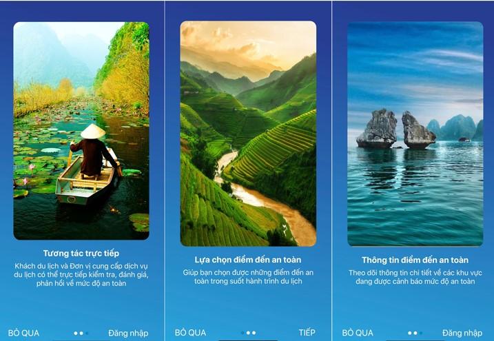Đưa vào hoạt động ứng dụng tiếp nhận phản ánh về dịch vụ du lịch