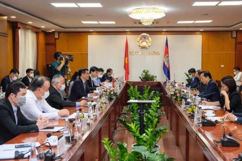Thúc đẩy hợp tác Việt Nam – Campuchia ngày càng đạt được những kết quả tích cực