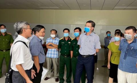 Di dời bệnh viện Đa khoa tỉnh Kiên Giang về cơ sở mới
