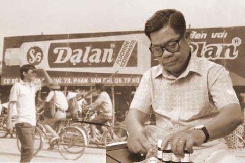 """Doanh nhân Trịnh Thành Nhơn - ông chủ đứng sau thương hiệu kem đánh răng Dạ Lan """"lẫy lừng"""" một thời"""