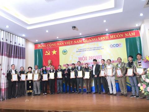 Tuyên Quang: Xếp thứ 5 các tỉnh miền núi phía Bắc về sản phẩm OCOP
