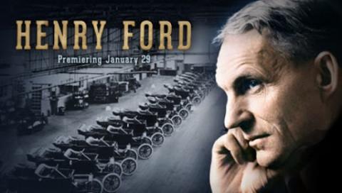 Chân dung Henry Ford - cha đẻ hãng Ford nổi tiếng