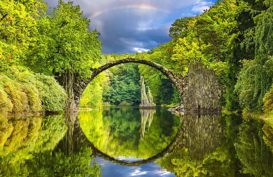 Những địa điểm bí ẩn nhất trên thế giới khiến du khách tò mò