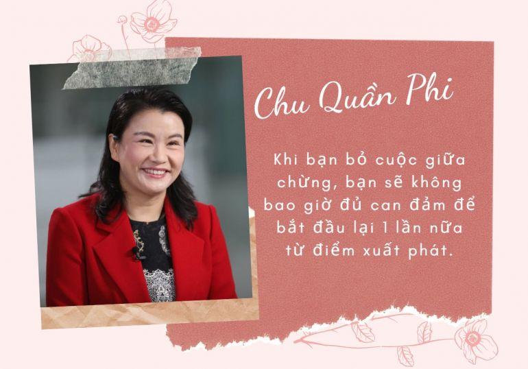 Nữ tỷ phú Chu Quần Phi - Bà chủ đế chế màn hình điện thoại tỷ đô Trung Quốc