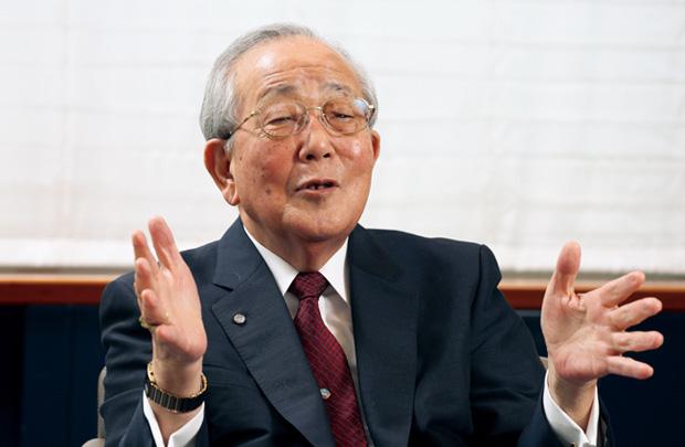 Inamori Kazuo. Nguồn ảnh: Internet