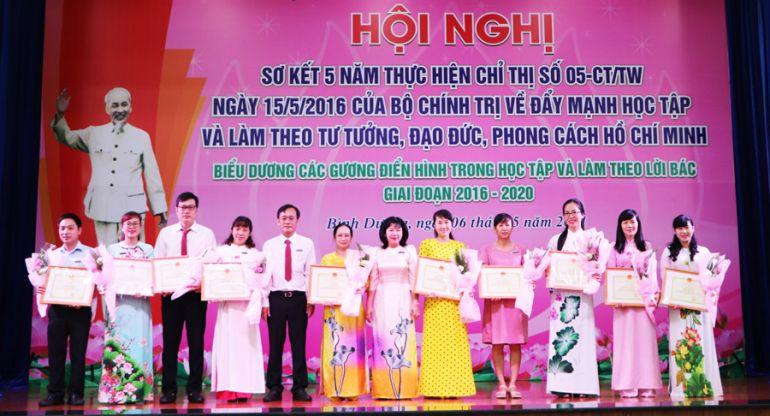 Xổ số kiến thiết Bình Dương: Hiệu quả thiết thực từ các mô hình làm theo tư tưởng, đạo đức, phong cách Hồ Chí Minh