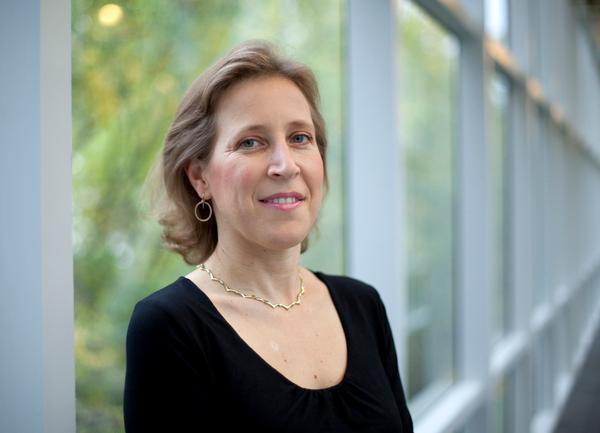 Susan Wojcicki. Nguồn ảnh: Internet