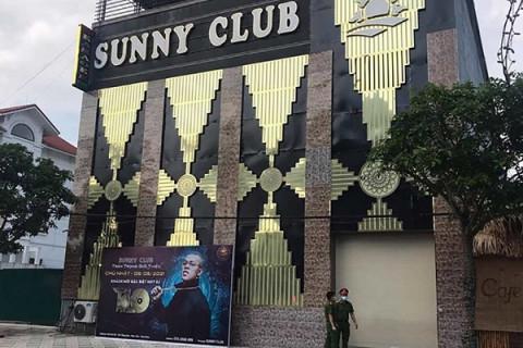Vĩnh Phúc: Khởi tố hai vụ án liên quan tới quán Bar Sunny
