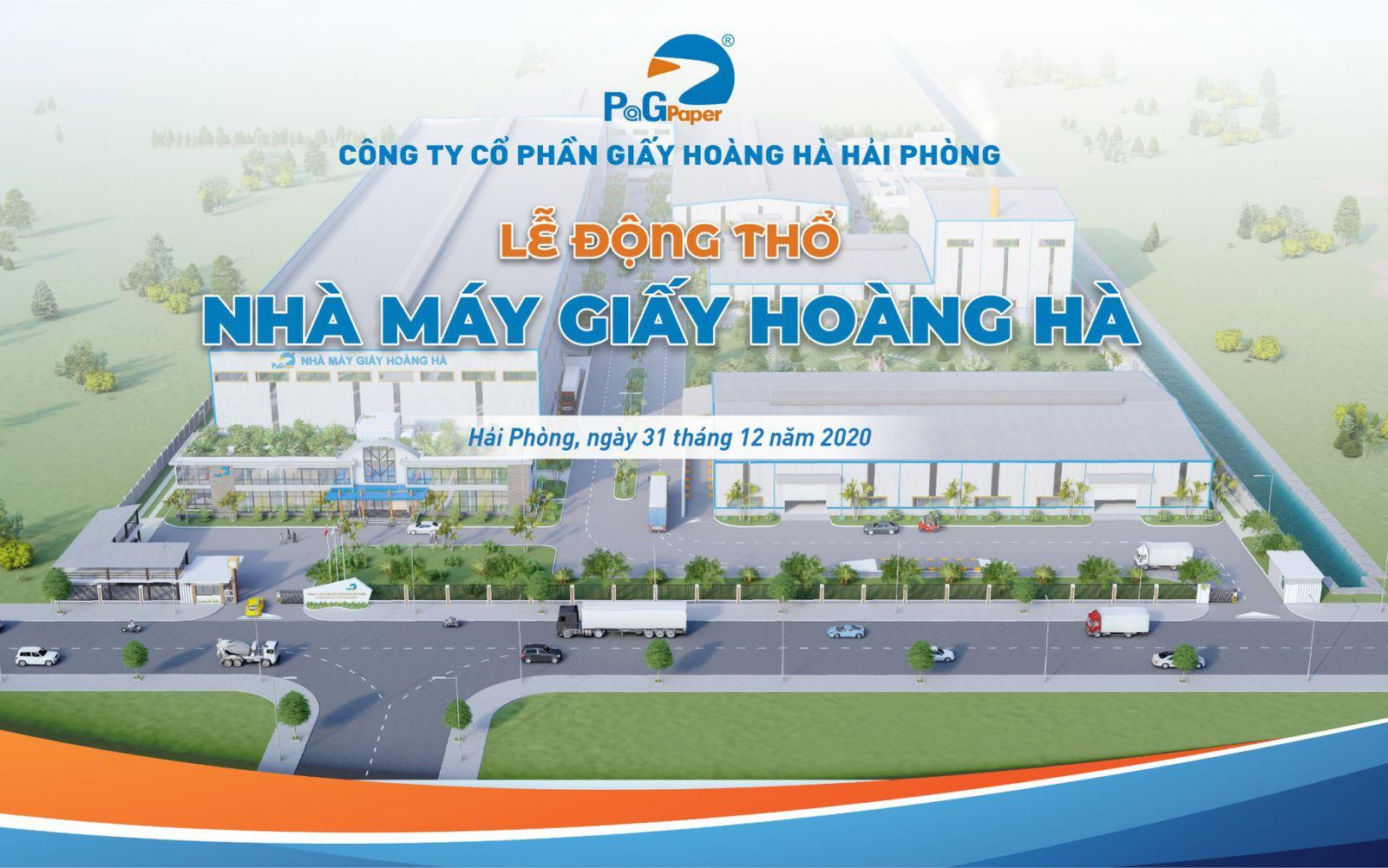 Giấy Hoàng Hà Hải Phòng đặt kế hoạch lãi 2021 gấp 3 nhờ bất động sản