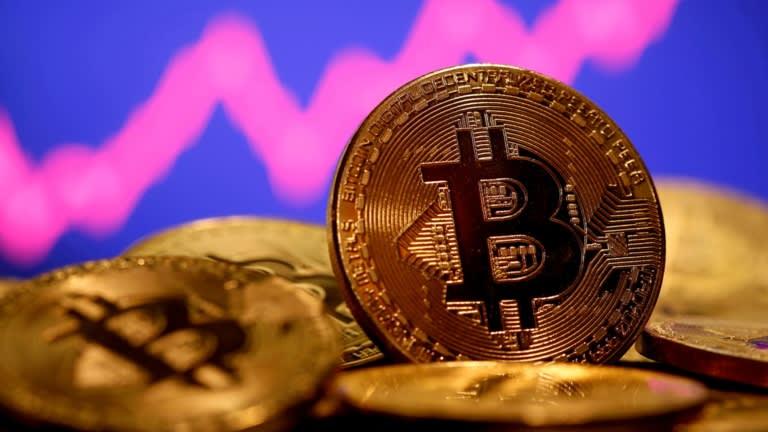 Các công ty châu Á đã tăng tốc đặt cược của họ vào tiền điện tử. Tháng trước, gã khổng lồ game Hàn Quốc Nexon cho biết họ đã chuyển 100 triệu USD tiền mặt của mình thành bitcoin. © Reuters