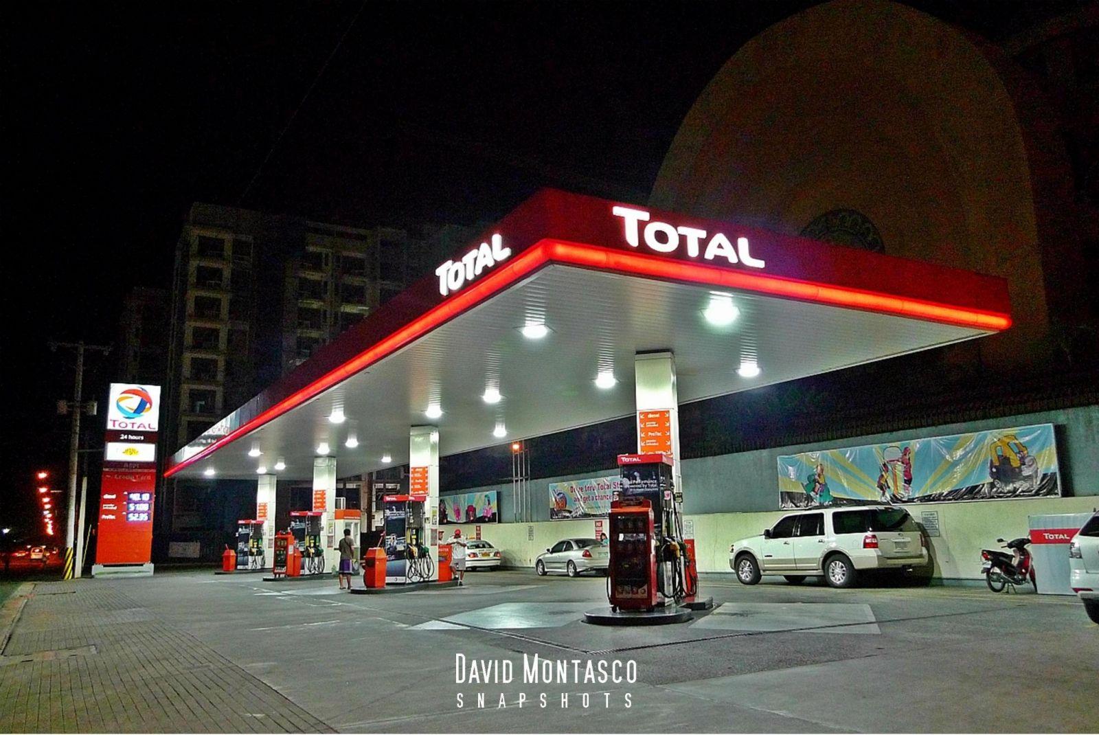 Total rút khỏi thị trường bán lẻ nhiên liệu Indonesia
