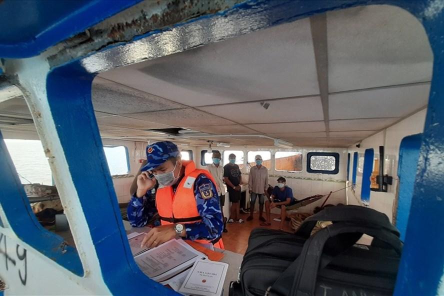 Kiên Giang tích cực kiểm soát chặt chẽ cửa khẩu, đường mòn, lối mở đặc biệt tăng cường kiểm soát tuyến biên giới biển phòng chống dịch COVID-19